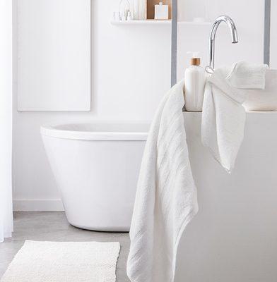 Handdoeken en badaccessoires