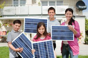 energie vergelijken gezin