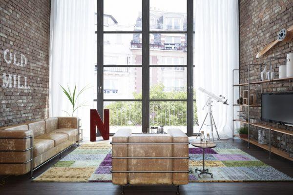 stijlen van de woonkamer-min