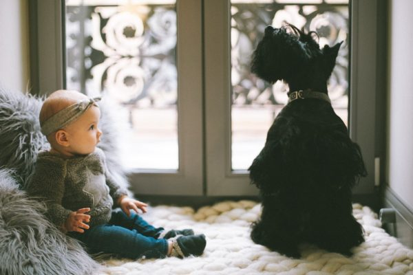 woonkamer kindvriendelijk inrichten