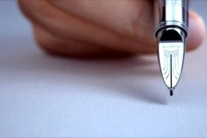 Waarom moeten kinderen met een vulpen leren schrijven?