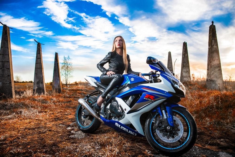 motorfiets me time