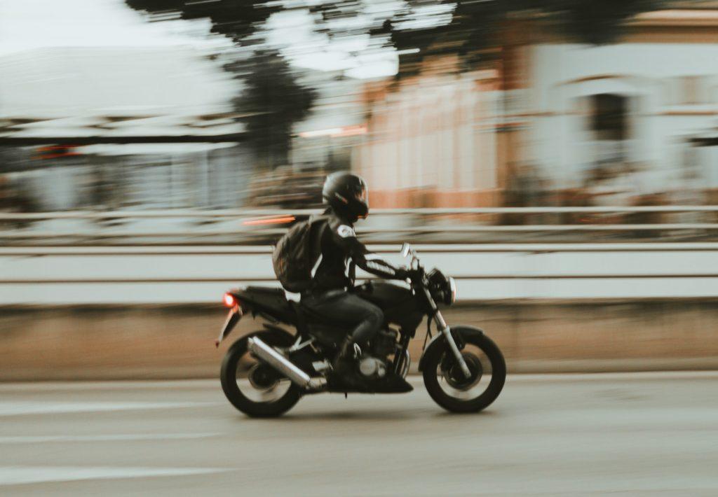 De motor die rijden leuk maakt